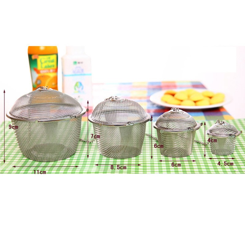 4-Size-Stainless-Steel-Tea-Locking-Spice-Egg-Shape-Ball-Mesh-Infuser-Tea-Strainer-With-2-Handles-Lid-KC1430 (3)