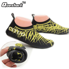 Men Women Diving Shoes Scuba Snorkeling Boots Neoprene Diving Socks Wetsuit Prevent Scratche Non-slip Swim Seaside Beach Shoes