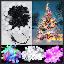 by DHL or EMS 200 pieces 10 metre 220V LED Fairy tale String Light Garden For Wedding/Birthday/Christmas Christmas gift