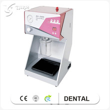 1 Piece CE Approved Vacuum Mixer Dental Laboratory Equipment AX-2000C+ For Mix Plasters Investments Silicones Vacuum Mixer