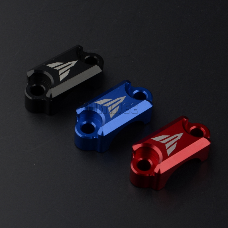 Motorcycle Accessories Brake Master Cylinder Clamp Cover For YAMAHA MT-01 MT-03 MT-07 MT-09 MT-09 Tracer MT-10 FZ-10 FZ-09<br><br>Aliexpress