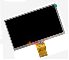New 7'' inch MF0701595002A LCD Display For Tablet PC LCD screen external handwriting capacitance Free shipping(China)