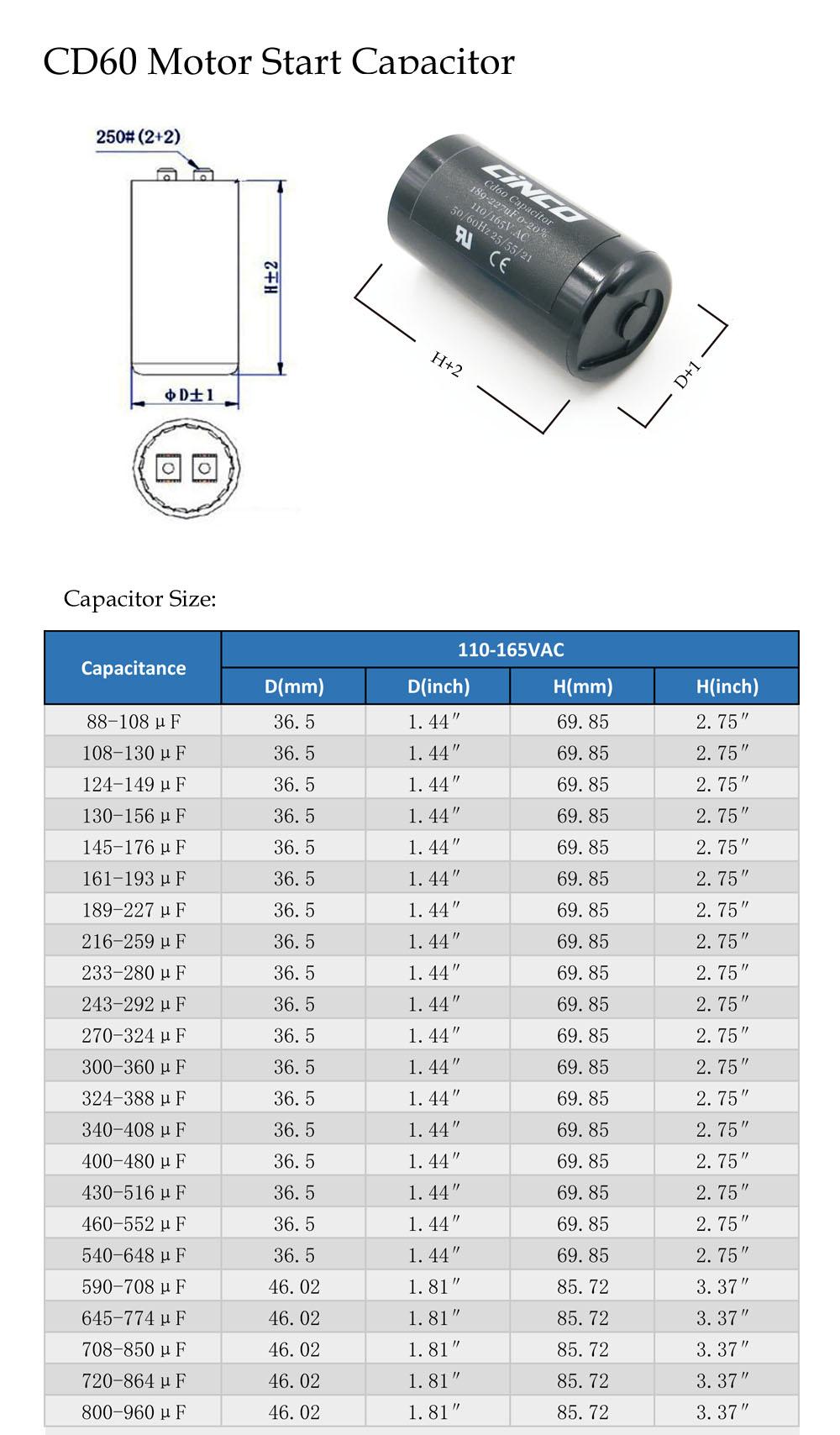 CD60 110V