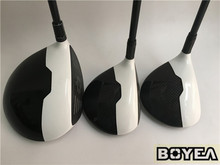 Brand New Boyea M1 Wood Set Boyea M1 Golf Woods Golf Clubs Driver + Fairway Woods R/S/SR/X Flex Graphite Shaft With Head Cover