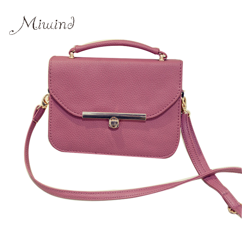 women bag handbags over shoulder crossbody sling summer leather messenger white Lock small flap fashion Candy color girl tote<br><br>Aliexpress