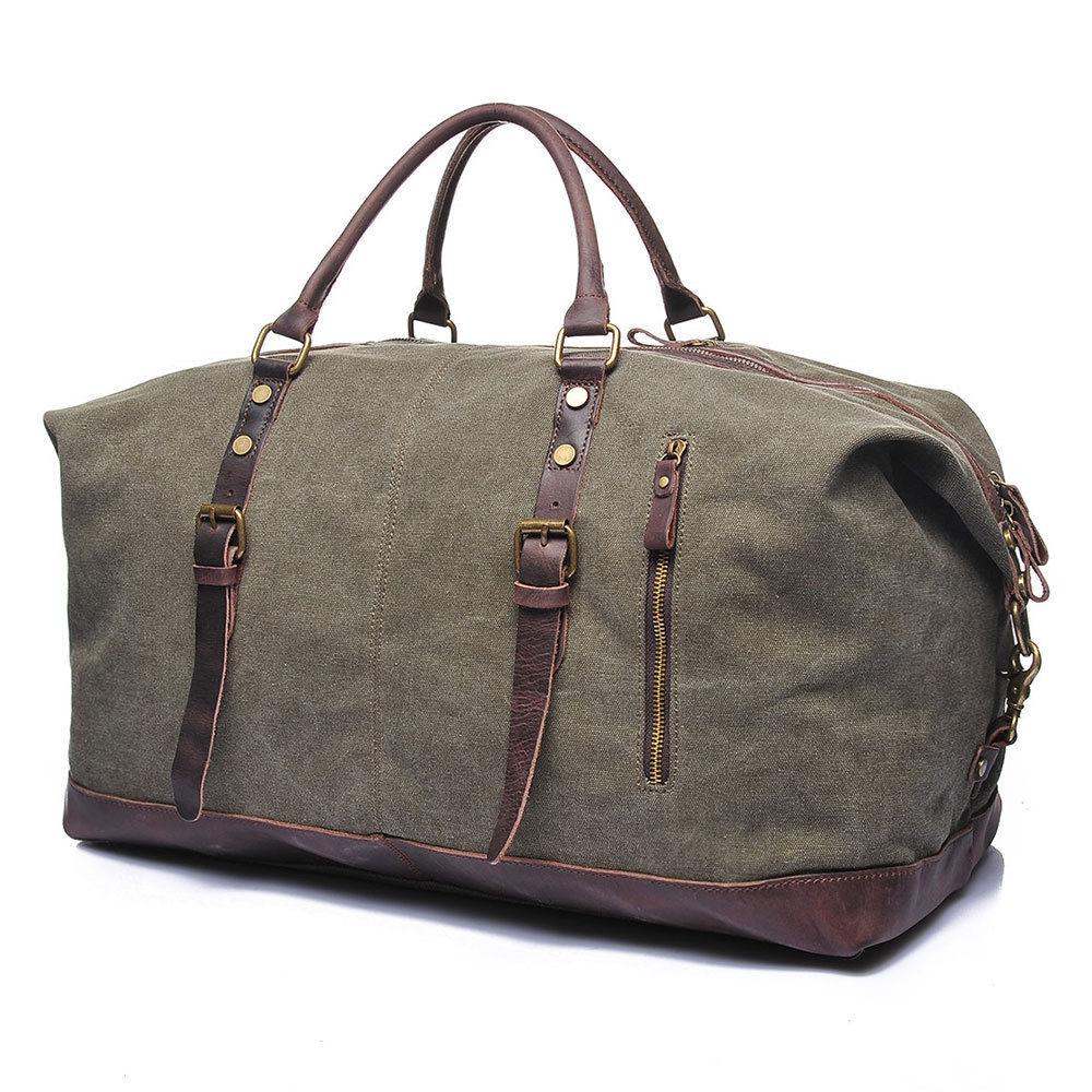 Vintage Canvas Lightweight Luggage 22