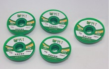 Hot Sale High Quality 0.3-0.8mm Soldering Tin Wire 10g Tin Leas Soldering Free Shipping(China)