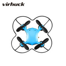 Virhuck Volar-360 Mini Pocket RC Drone RC Quadcopter 2.4 GHz 4.5CH 6AXIS RC Helicopter GYRO System LED Lights /One Key Return
