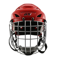 NEW ARRIVAL Ice Hockey Helmet Player Hockey Face Mask with Cage XS Size(China)