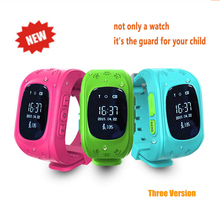 New Q50 Smart Watch Kid Safe GSM GPS Finder Locator Tracker Anti-Lost SIM SOS Smart Watch Children Watch for iOS Android Phone(China)