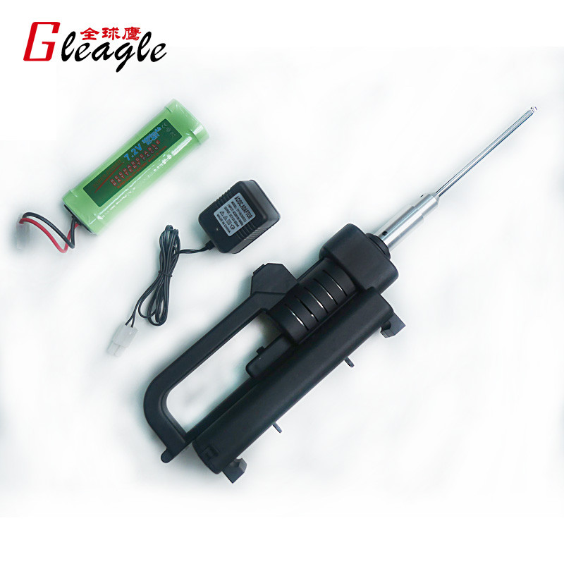 Starter With Battery and Charger for Gleagle 480N Fuel Helicopter Rc Nitro Tool<br><br>Aliexpress