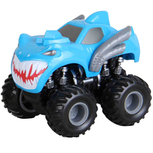 KLX500-126 High Quality Removable Shell 4WD High Speed Climbing Inertial Car Big Rubber Tire Vehicle Kids Toys Children Gifts