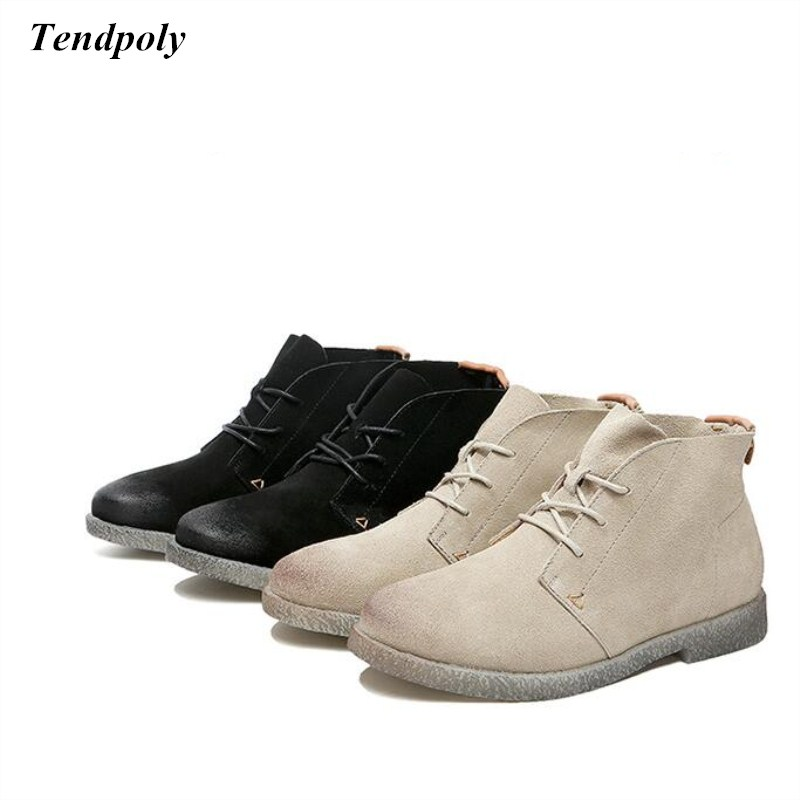 Autumn and winter new British wind leather retro Martin boots casual lace casual matte students selling hot wild fashion shoes<br>