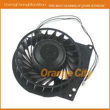 Replacement Internal Cooling Fans Cooler for Playstation PS3 slim 4000 Console 5pcs/lot(China)