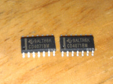 50PCS/LOT CD4071 CD4071BM SOP14 gate / inverter / logic or gate chip(China)