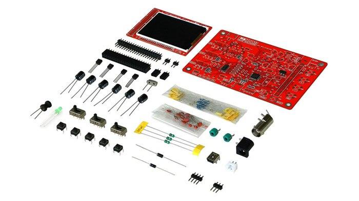 DIY Digital Oscilloscope  (4)
