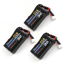 Buy VHO 3PCS 3s lipo battery 11.1V 850mah 30C Quadcopters Helicopters RC Cars Boats High Rate batteria lipo car parts for $32.37 in AliExpress store