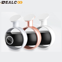 DeaLcoo mini WiFi Car DVR 1080P HD Night Vision Dash Cam Recorder Rotatable Lens Car Camera Wireless Snapshot Auto Camcorder GPS