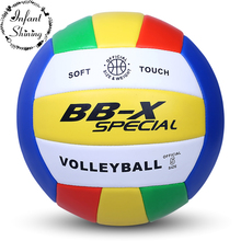 Volleyball Inflated Soft Adult Male and Female Competition Indoor Volleyball
