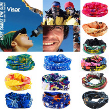 Sport Bike Bicycle Cycling Riding Magic Headband Sport  Scarves Cycle Neck Tube Warmer Scarf Scarves Headwear Bandanas