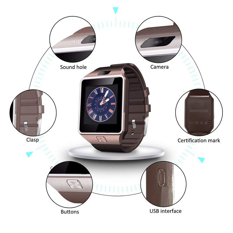 Pedometer Step Counter Heart Rate Calorie Monitor Wrist Watch Sports Fitness Watches Blood Pressure Smart GPS Digital Waterproof (13)