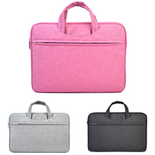 New Style 11.6 12 13 13.3 14 15 15.6 Inch High quality  Computer Bags Laptop cases Notebook Tablet Bag unisex men women Durable