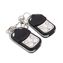 Wireless RF 433MHz Remote Control RC Home Universal Cloning Remote duplicator garage door opener Car Security Alarm keychain