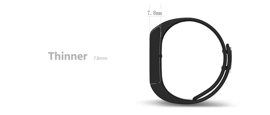 Original iwown I5 Plus Smart Bracelet Bluetooth Activity Wristband Fitness Sleep Tracker Reminder Passmeter Sports Watch 3