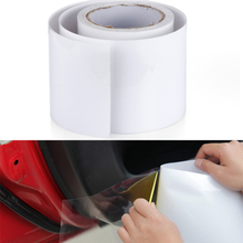 10cm*3/5/10m Rhino Skin Car Bumper Hood Paint Protection Film Vinyl Transparence film High Strength Anti Scratch Car-Styling