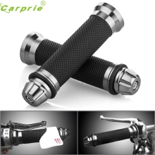 Dependable Fashion New Motorcycle Rubber Hand Grip For 7/8 22mm Handlebar Street Sport Dirt Bike My16 dropshipping