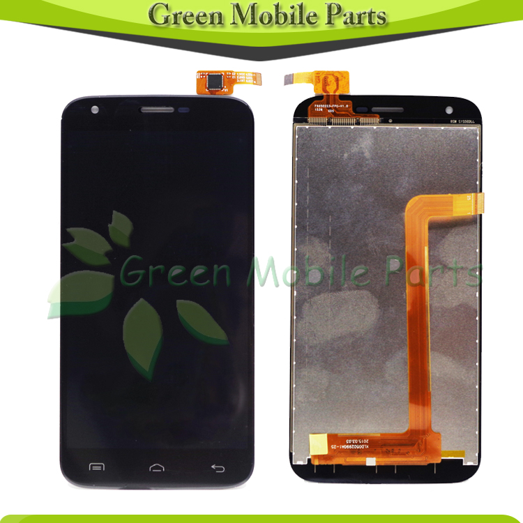 5.0 inch Touch For Doogee Y100 Pro LCD Display with Touch Screen Assembly In Stock<br><br>Aliexpress