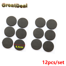 2Sset EVA Antiskid Shockproof Sticker Tape Mute Pads Chair Non-slip Pad Desk Feet Mats Furniture Pad Cover Circle HY843*2