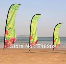 Custom printing Outdoor Flag Banner Display/ Beach banner / Feather banner / Teardrop Flag