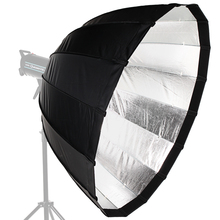 ASHANKS 90cm/120cm Hexadecagon Deep Umbrella Light Modifier Professional Softbox for Bowens Studio Flash Light