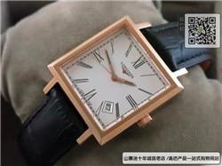 高仿浪琴经典复刻系列  高仿L2.292.8.71.0手表☼