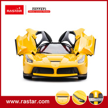 Rastar Licensed 1:14 Ferrari LaFerrari Effect assurance opt game free racing car toy with competitive price 50100