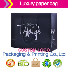 Luxury paper bag gift.delicate design, fine craftsmanship, high quality, reasonable price.Glossy/matte lamination, hot stamping