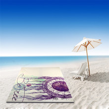 ouneed Lovely Pets Geometric Cactus Wall Hanging Tapestry Wall Hanging Bedspread Beach Towel Mat Blanket Table 0523