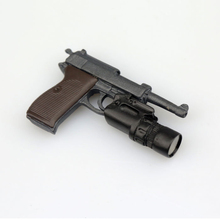"1/6 Scale WWII Walter P38 P-38 Pistol Gun Weapon Model Toys For 12"" Soldier Figure Accessories   Collections"