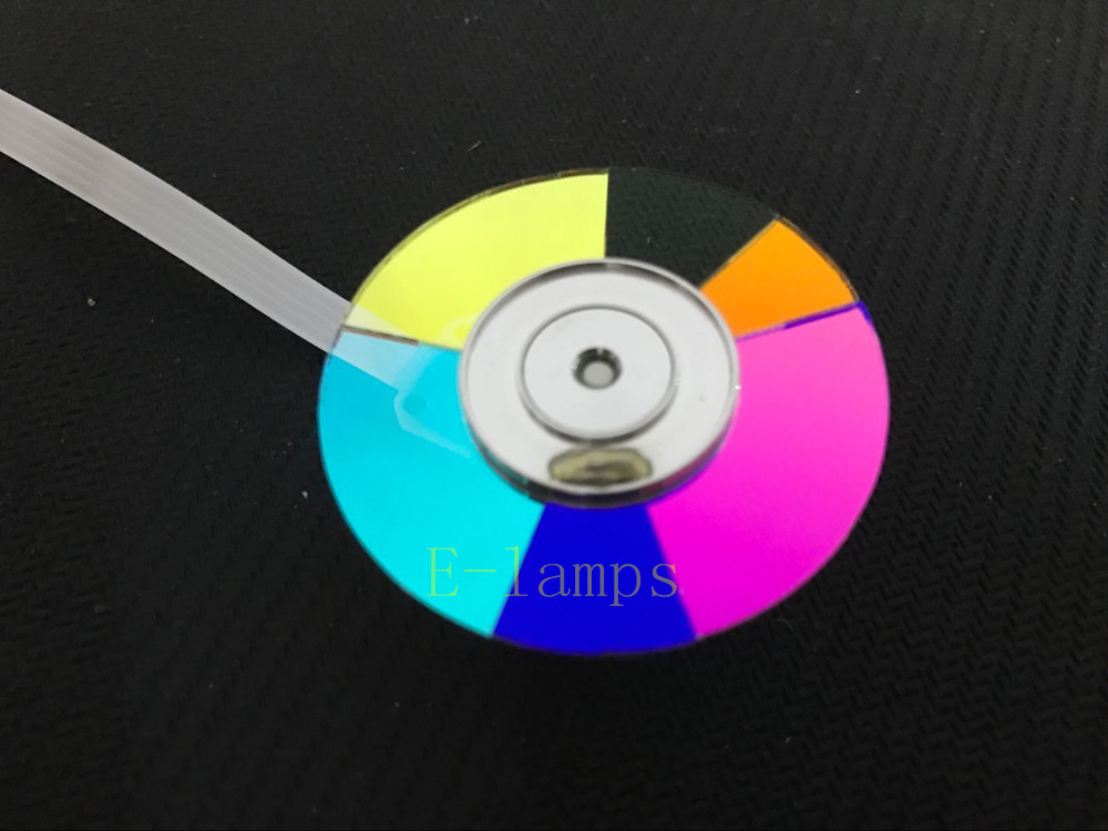 (NEW) Original DLP Projector Colour Color Wheel Model For Optoma GT750 Color Wheel<br>