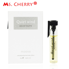 2ml Quiet Wind Sample Size liquid Perfume Perfumes and Fragrances for Women Men Fragrance Deodorant parfum femme parfum MH027-02
