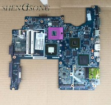480365-001 Free shipping JAK00 LA-4082P Laptop motherboard For HP Pavilion DV7 DV7-1000 motherboard REV 1.0 PM45 DDR2 9600M(China)