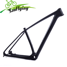 Hot-selling Chinese carbon mtb frame 29er bicycle parts 142*12 or 135*9mm bicicletas mountain bike 29 frame carbon(China)