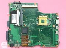 NOKOTION for toshiba laptop motherboard a205 V000108150 6050A2131801 with Graphics slot