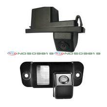 Wide angle waterproof CCD Rear View Reverse Backup Camera for Ssangyong Rexton Lester Kyron Korando Actyon(China)