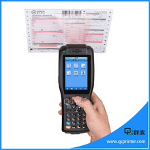 1d barcode scanner Handheld wireless 3g mobile industrial pda android wifi data terminal(China)