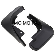 Car fender Fit Audi A1 2010-2013 Front Rear Mud Flaps Fender Mudguard Splash Guards / Set MO PAI - modification tribe store