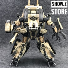 [Show.Z Store] TF Dream Factory GOD-02 Tank Warrior Desert Color APS02 Leader Class Brawl Upgrate Version With Metal Parts