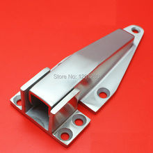 free shipping Cold storage hinge oven hinge industrial part Refrigerated steamer door hinge Cast hardware