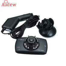 "2.3"" Full HD 1080P Car Camera Recorder Car DVR G30 With Motion Detection Night Vision G-Sensor Dash Cam"
